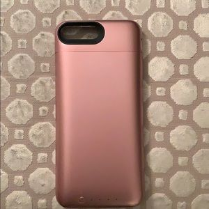 Mophie charging case iPhone 7 Plus or older.